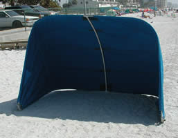 Outdoor canopy cabana LG & Large Beach Cabana Outdoor Canopy Hood