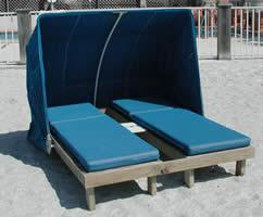 Beach Cabana Set