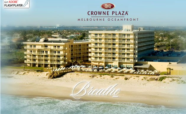 Crowne Plaza Melbourne Oceanfront Hotel Reviews